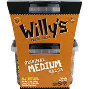 Willys Medium Salsa Stack, 2 pk.