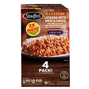 Stouffer's Lasagna, 4 pk.