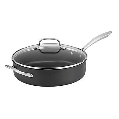 Cuisinart Chef's Classic 5.5-Qt. Nonstick Saute Pans