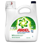 Ariel Ultra Concentrated High Efficiency Liquid Laundry Detergent, 96 Loads, 150 fl. oz.