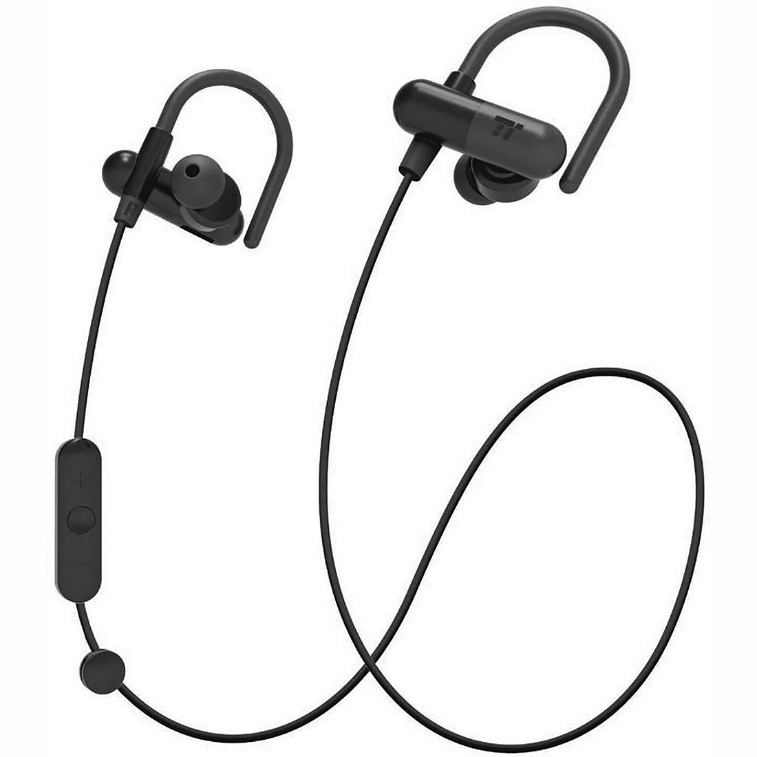 cdb23a5cb8a TaoTronics BH12BB Wireless Earbud Headphones - Black - BJs WholeSale ...