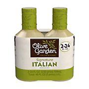 Olive Garden Italian Dressing, 2 pk.