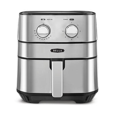 Bella 4-qt. Air Convection Fryer - Stainless Steel