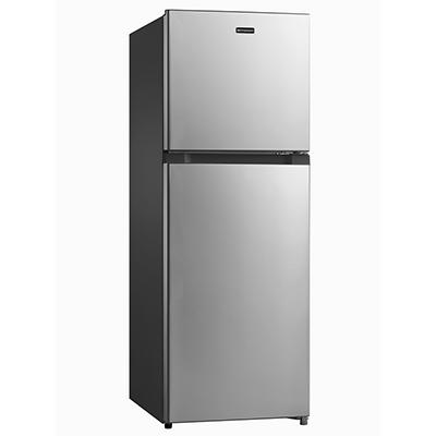 Emerson 10.1-Cu.-Ft. Top-Freezer Refrigerator - Stainless Steel