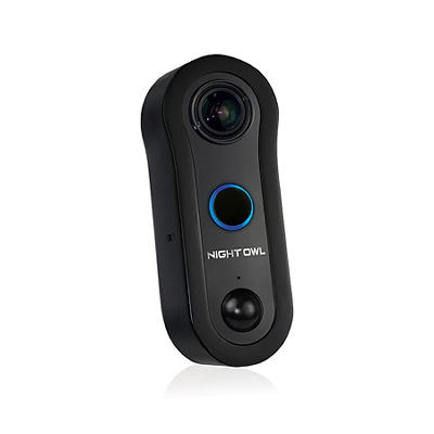 Night Owl 1080p Wireless Smart Doorbell