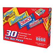 Nestle Assorted Chocolate Bars, 30 ct.