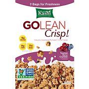 Kashi Go Lean Crisp, Toasted Berry Crumble, 40 oz.