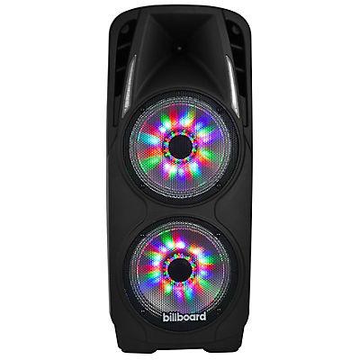 Billboard Mega Rocker Party LED Bluetooth Speaker