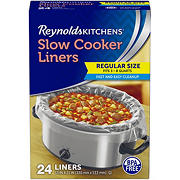 Reynolds Kitchens Slow Cooker Liners, 24 ct.