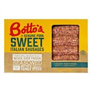 Botto's Sweet Italian Sausage, 4 lbs.