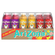 Arizona Fruit Juice Variety Pack, 24 pk.