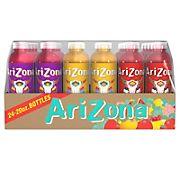 Arizona Fruit Juice Variety Pack, 24 pk.