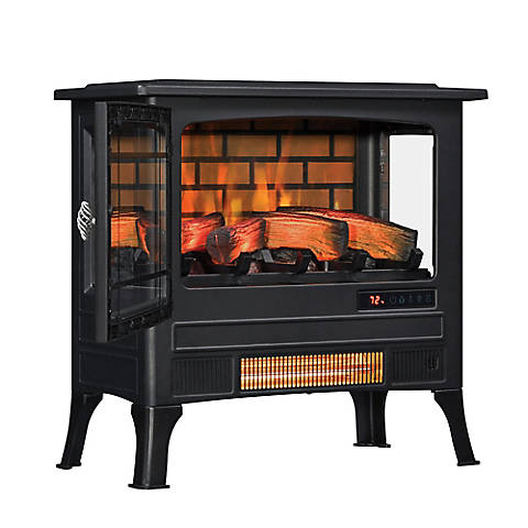 Duraflame 3d Electric Stove 5 200 Btu With Remote Control Bjs