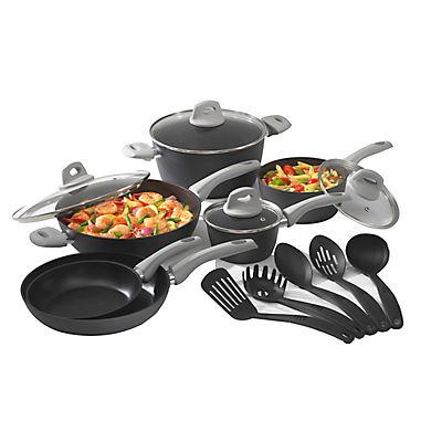 Bialetti 15-Pc. Nonstick Cookware Set