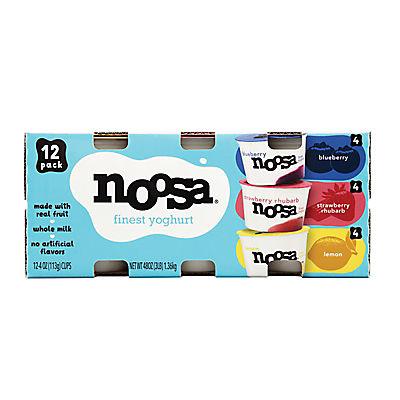Noosa Finest Yoghurt Variety Pack, 12 pk.