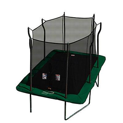 Propel Trampoline 12' x 8' Rectangular Trampoline with Safety Enclosur