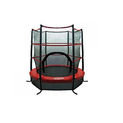 """Propel Trampoline 55"""" Preschooler Round Trampoline with Safety Enclosu"""