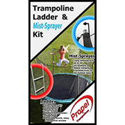 "Propel Trampoline 39"" Trampoline Ladder and Mister Kit"