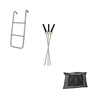 "Propel Trampoline 39"" Trampoline Ladder with Anchor Kit and Shoe Bag"