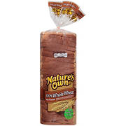 Nature's Own 100% Whole Wheat Bread, 2 pk./20 oz.