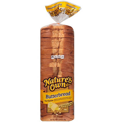 Nature's Own Butter Bread, 20 oz.