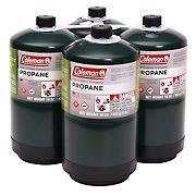 Coleman 16.4-Oz. Propane Fuel Cylinders, 4 pk.
