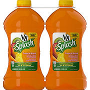 V8 Splash Tropical Blend, 2 pk./96 oz.