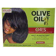 Organic Root Stimulator Olive Oil No-Lye Hair Relaxer Kit