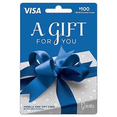 $13 Vanilla Visa Gift Card - BJs WholeSale Club