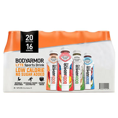 BODYARMOR LYTE Sports Drink, 20 pk./16 oz.
