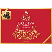 Godiva Holiday Giftbox, 22 ct.