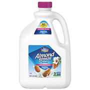 Blue Diamond Almond Breeze Unsweetened Vanilla Almondmilk, 96 fl. oz.