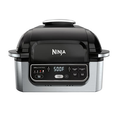 Ninja Foodi 5-in-1 Indoor Grill with 4-Qt. Air Fryer