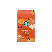 Starbucks Pumpkin Spice Ground Coffee, 35 oz.