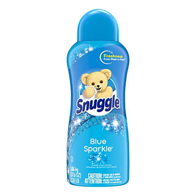Snuggle Blue Sparkle Scent Shakes In Wash Scent Booster, 37.6 oz.