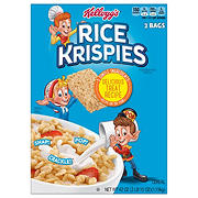 Kellogg's Rice Krispies Breakfast Cereal, 42 oz.