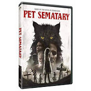 Pet Sematary (DVD) - July 9, 2019