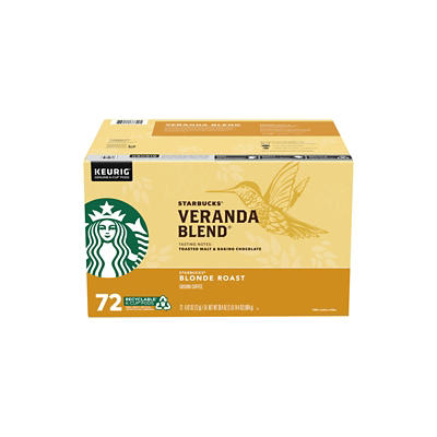 Starbucks Veranda Blend Coffee K-Cups, 72 ct.