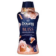 Downy Infusions Bliss In-Wash Scent Booster Beads, Sparkling Amber and Rose, 30.3 oz.