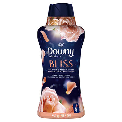 Downy Infusions Amber Blossom In-Wash Scent Booster Beads, 30.3 oz.
