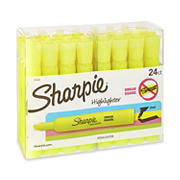 Sharpie Accent Tank Highlighters, 24 ct.