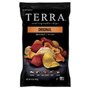 Terra Original Vegetable Chips, 14 oz.