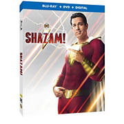 Shazam! (Blu-Ray/DVD) - July 16, 2019