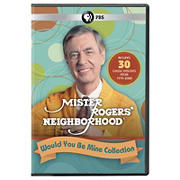 Mister Rogers Neighborhood: Would You Be Mine Collection (DVD)  - July 16, 2019