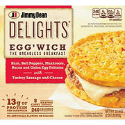 Jimmy Dean Delights Eggwich, 32.8 oz.