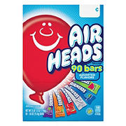 Airheads Chewy Fruit Candy, Variety Pack, 90 ct.