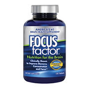 FOCUSfactor Dietary Supplement