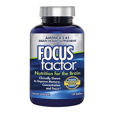 FOCUSfactor Dietary Supplement