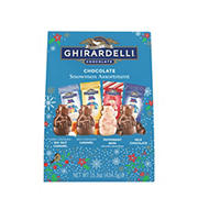 Ghirardelli Premium Chocolate Snowmen Assortment, 15.3 oz.