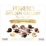 Ferrero Golden Gallery Signature Chocolates, 42 pc.